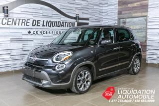 Used 2014 Fiat 500 L Trekking for sale in Laval, QC