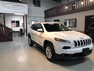Used 2015 Jeep Cherokee North for sale in Concord, ON
