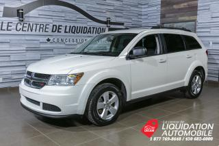 Used 2017 Dodge Journey Canada Value Pkg for sale in Laval, QC