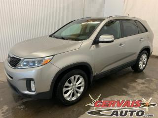 Used 2015 Kia Sorento EX V6 AWD Cuir Toit Panoramique MAGS for sale in Shawinigan, QC
