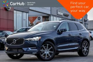 Used 2019 Volvo XC60 T6 Inscription AWD|Pano_Sunroof|Navigation|Backup_Cam|Safety_Assist| for sale in Thornhill, ON
