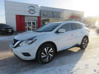 Used 2016 Nissan Murano Platinum AWD for sale in Peterborough, ON