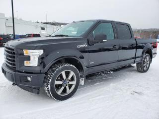 Used 2017 Ford F-150 SPORT SUPERCREW 4X4 ÉCOBOOST 3.5L, TOIT for sale in Vallée-Jonction, QC