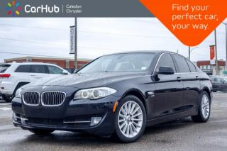 Used 2011 BMW 5 Series 535i xDrive|Navi|Sunroof|Bluetooth|Leather|Heated front Seats|18