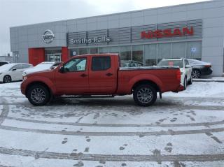 Used 2012 Nissan Frontier Crew Cab SV 4X4 at for sale in Smiths Falls, ON