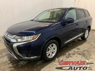 Used 2019 Mitsubishi Outlander ES AWD MAGS Caméra de recul Sièges Chauffants for sale in Shawinigan, QC