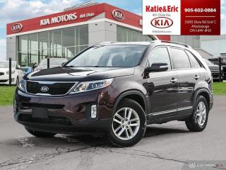 Used 2014 Kia Sorento LX for sale in Mississauga, ON