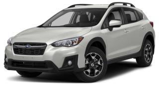 New 2019 Subaru XV Crosstrek Convenience ENGINEERED TO CHANGE THE GAME, THE  2019 SUBARU CROSSTREK IS A IIHS TOP SAFETY PICK+! for sale in Charlottetown, PE