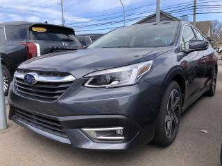 New 2020 Subaru Legacy Limited DON'T PAY FOR UP TO 120 DAYS ON THE COMPLETELY RE-ENGINEERED LEGACY! for sale in Charlottetown, PE