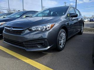New 2020 Subaru Impreza Convenience DON'T PAY FOR UP TO 120 DAYS ON PEI's MOST FUEL EFFICIENT FULL-TIME ALL WHEEL DRIVE VEHICLE! for sale in Charlottetown, PE