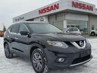 Used 2016 Nissan Rogue SL for sale in Cambridge, ON