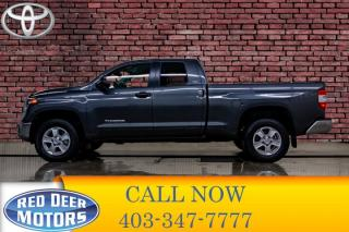 Used 2019 Toyota Tundra 4x4 Double Cab SR5 BCam for sale in Red Deer, AB
