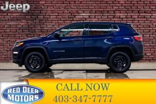 Used 2018 Jeep Compass 4x4 Sport BCam for sale in Red Deer, AB