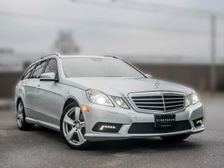 Used 2011 Mercedes-Benz E-Class E 350 4MATIC Wagon 7 Passenger  I Roof I BACKUP for sale in Toronto, ON