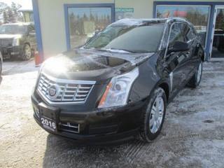 Used 2016 Cadillac SRX ALL-WHEEL DRIVE LUXURY EDITION 5 PASSENGER 3.6L - V6.. LEATHER.. HEATED SEATS.. PANORAMIC SUNROOF.. BACK-UP CAMERA.. ECO-MODE PACKAGE.. for sale in Bradford, ON