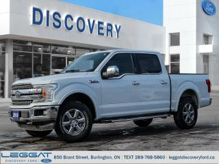 Used 2018 Ford F-150 Lariat for sale in Burlington, ON