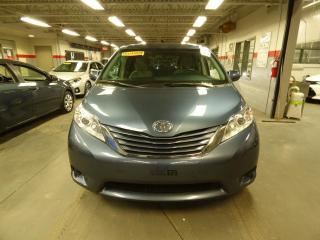 Used 2017 Toyota Sienna 5 portes LE 8 places assises, traction a for sale in Trois-Rivières, QC