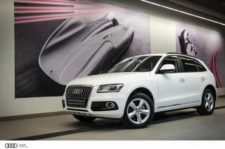 Used 2017 Audi Q5 KOMFORT - 2.0 TFSI - QUATTRO WD for sale in Sherbrooke, QC
