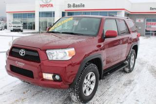Used 2013 Toyota 4Runner SR5 AWD AIR CLIMATISE GR. ELECTRIQUE for sale in St-Basile-le-Grand, QC