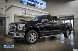 Used 2016 Ford F-150 4WD SuperCrew 145  Lariat for sale in Sherbrooke, QC