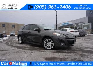 Used 2010 Mazda MAZDA3 GS | AS-TRADED | SUNROOF | HEATED SEATS | ALLOYS for sale in Hamilton, ON