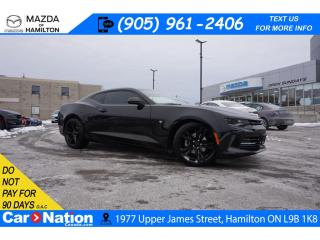 Used 2016 Chevrolet Camaro 1LT RS | SUNROOF | REAR CAM | XM RADIO | LOW KMS for sale in Hamilton, ON