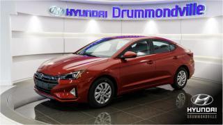 Used 2020 Hyundai Elantra ESSENTIAL + 41.24 $ / SEM + 1 SEUL DISPO for sale in Drummondville, QC