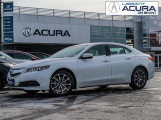 Used 2015 Acura TLX AWD | NEWBRAKES | NEWTIRES | HTDSEATS | 1OWNER for sale in Burlington, ON