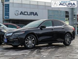 Used 2015 Acura TLX Tech TECH | NEWBRAKES | REMOTESTART | CAMERA | 4CYL for sale in Burlington, ON