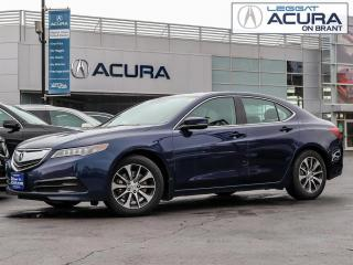 Used 2015 Acura TLX Tech TECH | NEWBRAKES | REMOTESTART | HTDSEATS | FWD | for sale in Burlington, ON