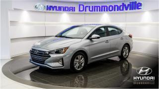 Used 2020 Hyundai Elantra PREFERRED + 43.80$ / SEM + 1 SEUL DISPO! for sale in Drummondville, QC