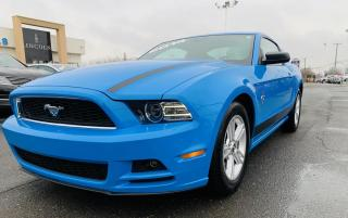 Used 2014 Ford Mustang Coupé 2 portes V6 for sale in Trois-Rivières, QC