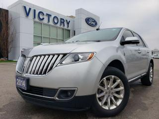 Used 2014 Lincoln MKX Keyless Entry, Heated & Cooled Seats, Remote Start for sale in Chatham, ON