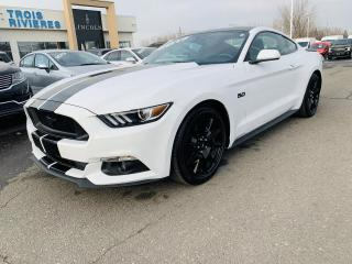 Used 2017 Ford Mustang GT, for sale in Trois-Rivières, QC