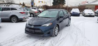 Used 2018 Toyota Corolla for sale in Burlington, ON