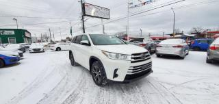 Used 2018 Toyota Highlander Awd Le for sale in Burlington, ON