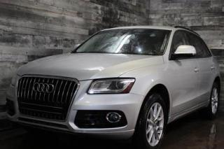Used 2013 Audi Q5 AWD, SIÈGE EN CUIR ET CHAUFFANT, BLUETOOTH, MAGS for sale in St-Sulpice, QC