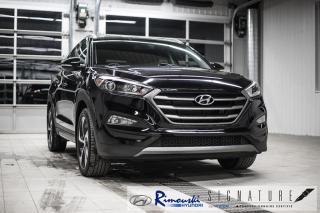 Used 2016 Hyundai Tucson AWD 1.6T Premium chez Rimouski Hyundai for sale in Rimouski, QC