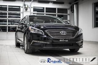 Used 2016 Hyundai Sonata GLS Chez Rimouski Hyundai for sale in Rimouski, QC