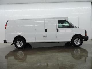 Used 2014 GMC Savana 3500 CARGO ALLONGÉ for sale in St-François-Du-Lac, QC