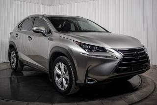 Used 2017 Lexus NX 200t 200T CUIR TOIT NAV MAGS for sale in St-Hubert, QC