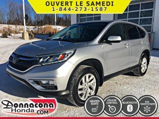 Used 2016 Honda CR-V SE AWD *GARANTIE GLOBALE 2021* for sale in Donnacona, QC