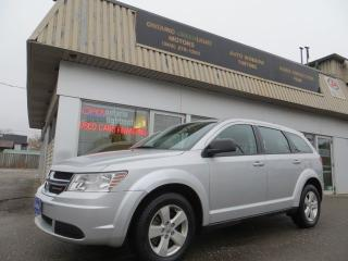 Used 2014 Dodge Journey ALL POWERED,A/C,CRUISE,TOUCH SCREEN MEDIA CENTRE for sale in Mississauga, ON