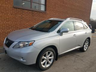 Used 2011 Lexus RX 350 NAVI-BACKUP CAM-NO ACCIDENT for sale in Oakville, ON