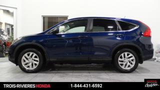 Used 2015 Honda CR-V SE + AWD + MAGS + SIEGES CHAUFFANTS + CA for sale in Trois-Rivières, QC