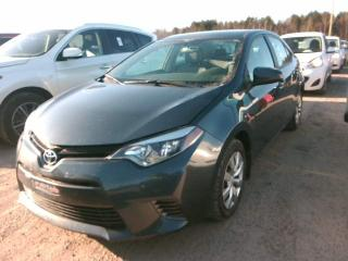 Used 2016 Toyota Corolla LE A/C  CAMÉRA DE RECUL for sale in St-Constant, QC