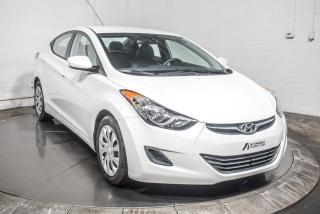 Used 2013 Hyundai Elantra GL A/C BLUETOOTH for sale in St-Constant, QC