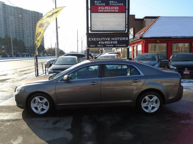 2012 Chevrolet Malibu LS/ ONE OWNER / NO ACCIDENT / LOW KM / FUEL SAVE