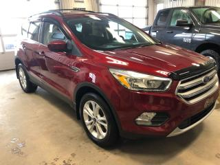 Used 2017 Ford Escape SE for sale in Rivière-Du-Loup, QC