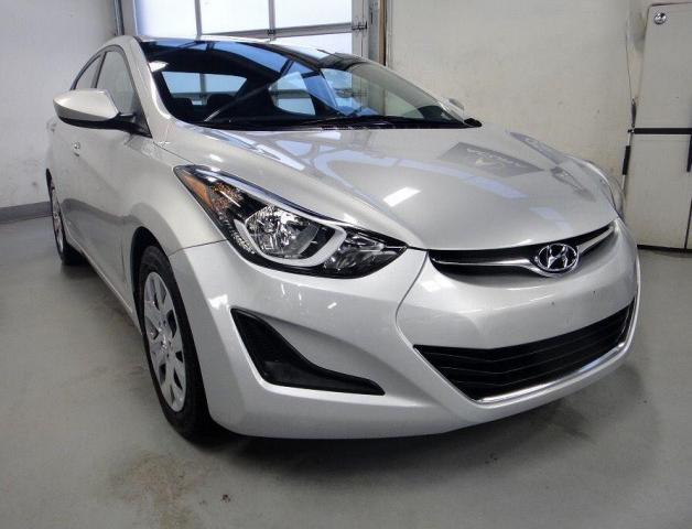 2015 Hyundai Elantra GL MODEL,ALL SERVICE RECORDS